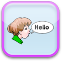 Special Education Learning - First Words for ELL