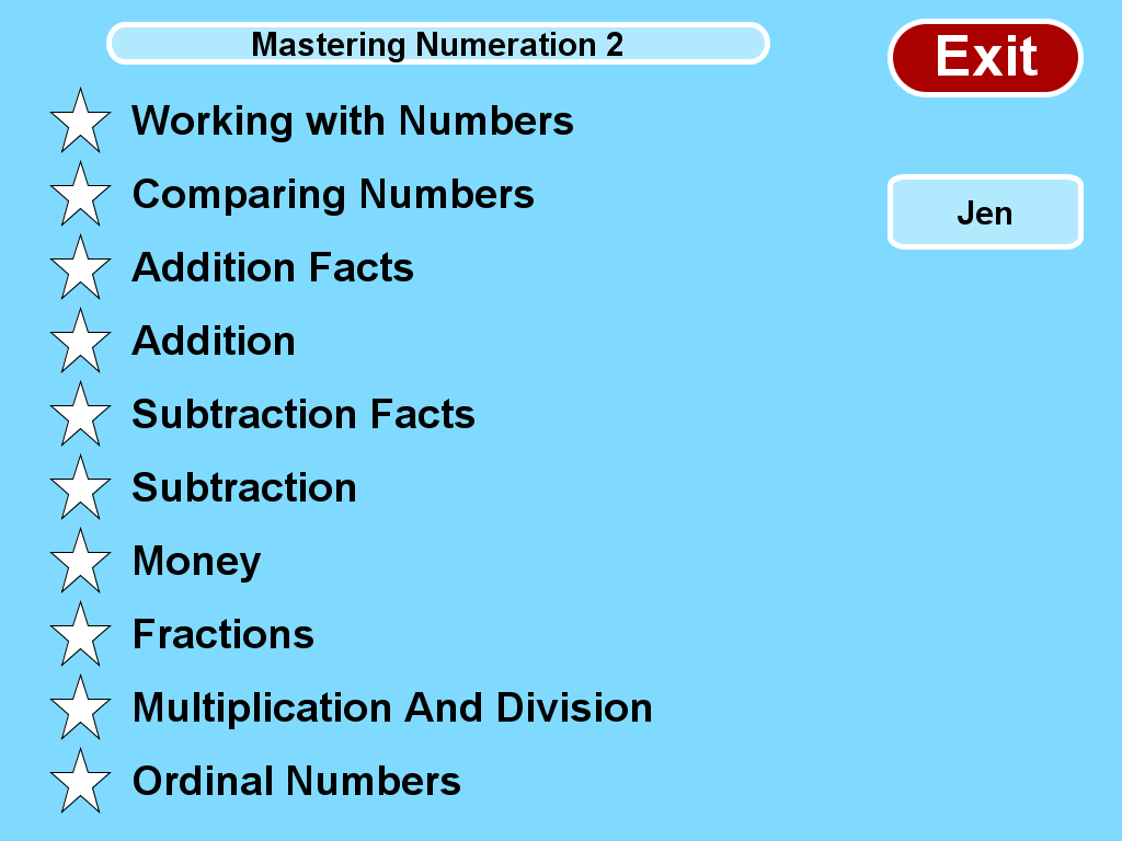 Mastering Numeration Level 2 | Essential Skills Educational Software