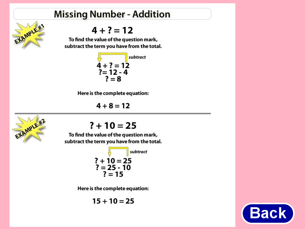 Math Operations Grade 5 | Essential Skills Educational Software
