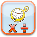 Mad Minute Math Multiplication & Division Logo