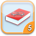 Reading Comprehension Level 5 Logo