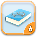 Reading Comprehension Level 6 Logo