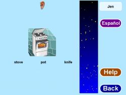 First Words for ELL screenshot