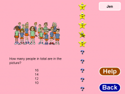 Patterning, Geometry & Data Management Grade 2 screenshot