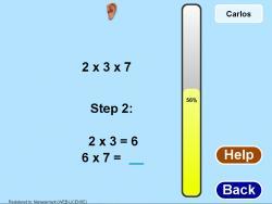 Complete Math Grade 3 screenshot