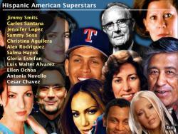 Hispanic-American Superstars screenshot