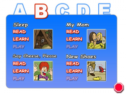 Leveled Reader Primer screenshot