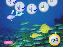 Mad Minute Math Multiplication & Division screenshot