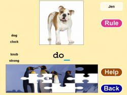 Super Phonics Level 2 screenshot