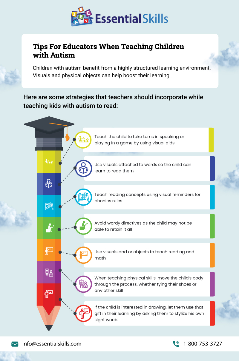 Tips for Educators When Teaching Children with Autism