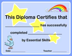 Reading Intervention Programs - Download Diploma #1